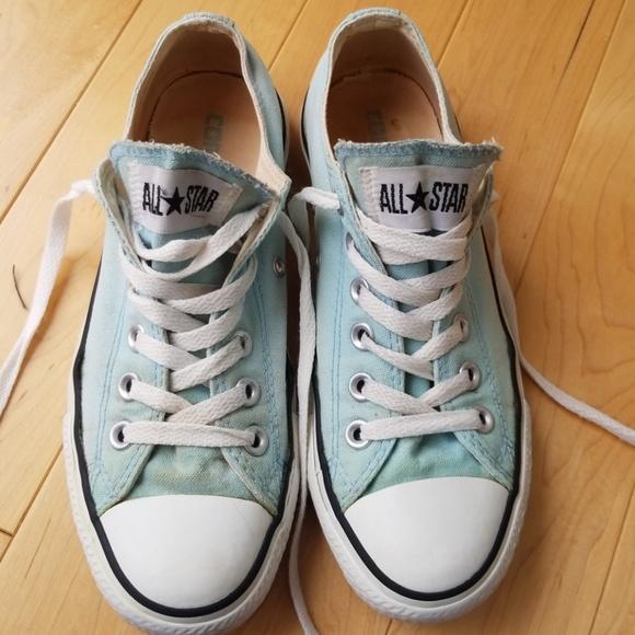 ad8bc7b03c7 Converse Shoes - Converse All Stars aqua